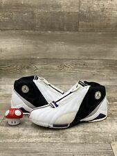 Nike Air Jordan Cover 3 Superfreak Randy Moss White Black Purple 10.5 395323-101