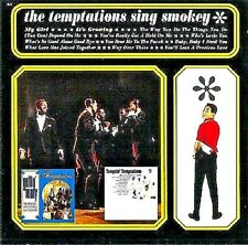 THE TEMPTATIONS SING SMOKEY/ GETTIN READY/ TEMPTIN  CDs
