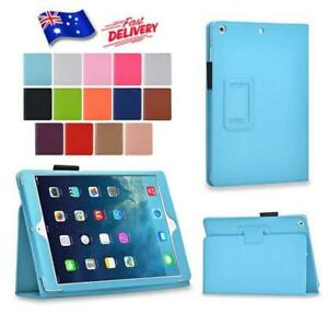 Flip PU Leather Case For Apple New For Ipad  9.7 inch with Retin fast delivery