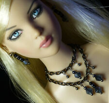 Metal Magnetic Jewelry Set For Tonner Dolls Cami Tyler Sydney