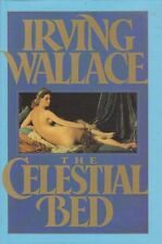 IRVING WALLACE The Celestial Bed 1987 HC Book