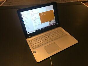 "Asus Q504U 15.6"" 2-1 FHD Touch Laptop i5-7200 2.5GHz 12GB Ram DDR4 1TB HD WIN10"
