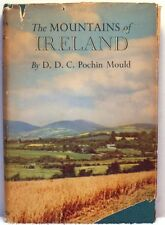1955 THE MOUNTAINS OF IRELAND Mould Irish History Celtic Mountaineering Travel