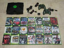 Xbox Konsole komplett mit 10 Gratis Spiele + 2x Controller