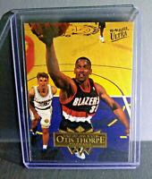 1995-96 Otis Thorpe Fleer Ultra #153 Basketball Card