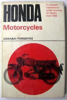 HONDA All Models 1960-1967 PITMANS Motorcycle Owners Handbook