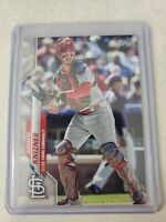Andrew Knizner 2020 Topps Update Advanced Stats 298/300 St. Louis Cardinals