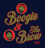 Boogie & The Brow shirt Anthony Davis Demarcus Cousins New Orleans Pelicans Pels