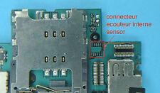 Remplacement connecteur 3 ecouteur iphone 3gs 3g micro soudure repair micro
