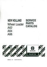Ford Wheel Loader A62 A64 A66 Parts Manual