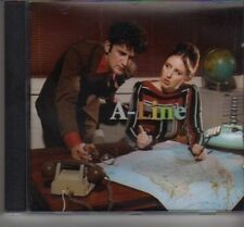 (DE775) A-Line, Nash Point - 2010 DJ CD