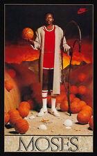 "047 Moses Malone - NBA Basketball MVP All-Star 14""x22"" Poster"