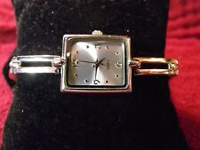 Woman's Quartz Watch  ** Nice with Square Face** Lot A1 316