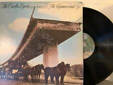 The Doobie Brothers – The Captain And Me LP 1973 Warner Bros Records – BS 2694