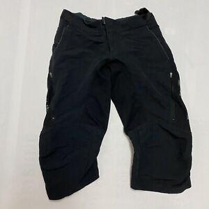 Endura Men's 3/4 Short  - Black - Small - Very Good Condition