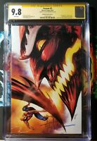 Venom #3 CGC 9.8 SS by Tyler Kirkham - 1st appearance of Knull, The Symbiote God