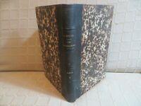 les misérables Marius II Victor Hugo édition originale française 1862
