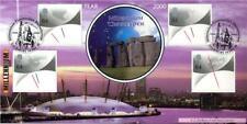 1999 Millennium Timekeepers M/S - Bradbury Official