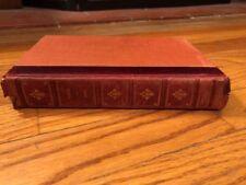 Nana by Emile Zola Vintage Book Copyright 1946 Fine Editions Press