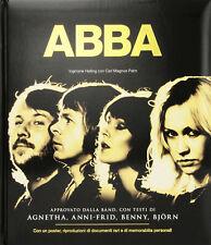 Abba Ediz. illustrata con testi di Agnetha Anni Frid Benni Bjorn Libro Nuovo N
