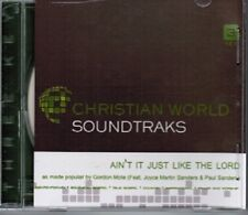 Ain't It Just Like the Lord - Gordon Mote - Accompaniment Track CD NEW