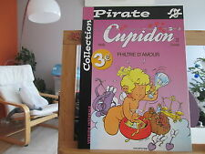 CUPIDON T2 TTBE PHILTRE D'AMOUR MALIK CAUVIN COLLECTION PIRATE