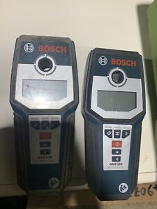 Bosch GMS 120 Professional Multi Detector fully working