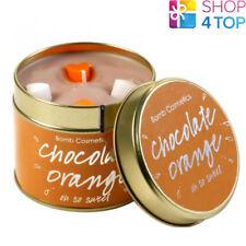 Bomb Cosmetics Chocolate Orange Scented Tin Candle