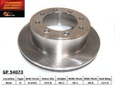 Disc Brake Rotor fits 1999-2007 Ford E-350 Super Duty E-250 E-350 Econoline Club