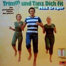 Max Greger Trimm und tanz dich fit (1973) [LP]
