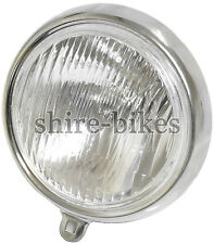 Reproduction 6V Head Light suitable for use with Honda Dax ST50 Chaly CF70