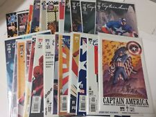 Avengers comic lot Captain America 1-32 NM Bagged and Boarded
