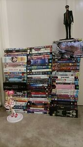 Anime DVDs Assorted (Individual Prices) - OUT OF PRINT, RARE! R4 FREE SHIPPING!
