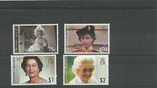 CAYMAN ISLANDS SG1093-1096 80TH BIRTHDAY OF QUEEN ELIZABETH  11  MNH