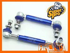 FRONT SUPERPRO ADJUSTABLE SWAY BAR LINK KIT TO SUIT NISSAN PATHFINDER R50 97-04