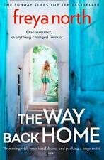NEW The Way Back Home By Freya North Paperback Free Shipping