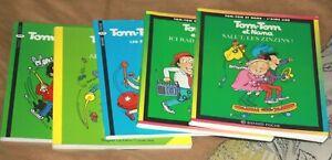 lot - TOM TOM ET NANA - 5 tomes - TRES BON ETAT