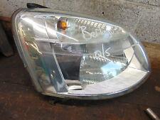 Peugeot Partner Mk1 Berlingo Facelift 02-08 Drivers right front light headlight