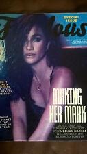 Fabulous magazine MEGHAN MARKLE , GORKA MARQUEZ , AJ PRITCHARD