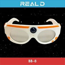 BB-8 3D Glasses Star Wars VII The Force Awakens Limited Edition Astromech Droid