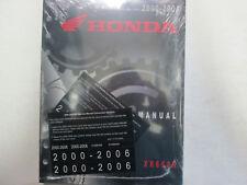 2000 2001 2002 2003 2004 2005 2006 Honda XR650R Service Repair Workshop Manual