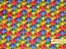 Rejoice Nativity Stars Religious Christmas Fabric by the 1/2 Yard #23888