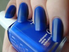 NEW! Essie nail polish lacquer in BOUNCER, IT'S ME ~ Intensely vivid blue
