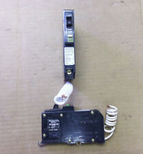 Square D QOB120VHCAFI QOB 1 pole 20 amp Circuit Breaker QOB Combination