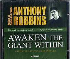 Awaken the Giant Within by Tony Robbins (CD-Audio, 2005)