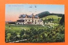 Tschechien CZ AK Mährisch Mähren Schönberg Šumperk 1917 Sanatorium Architektur