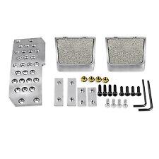 JDM Alloy Hole Pedal Brake MT Pedals Set For Honda Civic Integra EP2 EP3 DC2 DC5