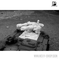 Alternative Short-barreled Twin Assault Cannon Turret for Razorback