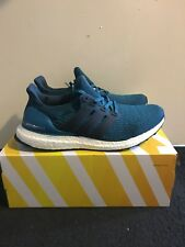 Adidas Ultra Boost Men's Running Style Shoes in Blue