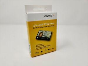 ReinerSCT cyberJack RFID Basis für neuen Personalausweis USB